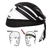 XINTOWN Unisex Sports Headwrap Doo Rag Bandana