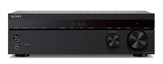Sony STR-DH590 - Receptor AV (5.2 Canales, Bluetooth, Transferencia 4K, Dolby Vision), Color Negro: Amazon.es: Electrónica