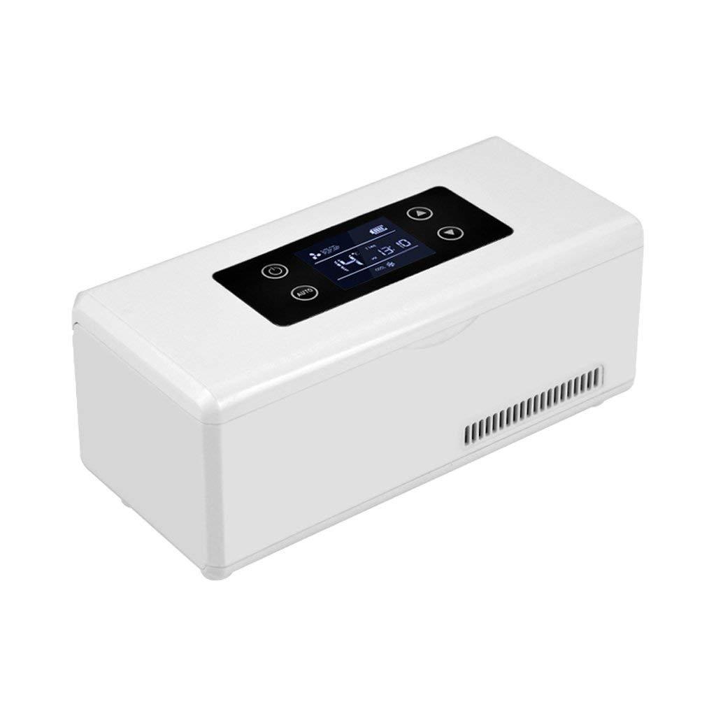 Huaaag Insulin Cooler Insulin and Medicine Refrigerator Refrigerated Box Portable Medication Cooler Box Refrigeration Case/Small Travel Box Rechargeable Refrigerator