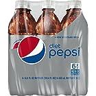 Diet Pepsi, Bottles 16.9 Fl Oz , 6 Count