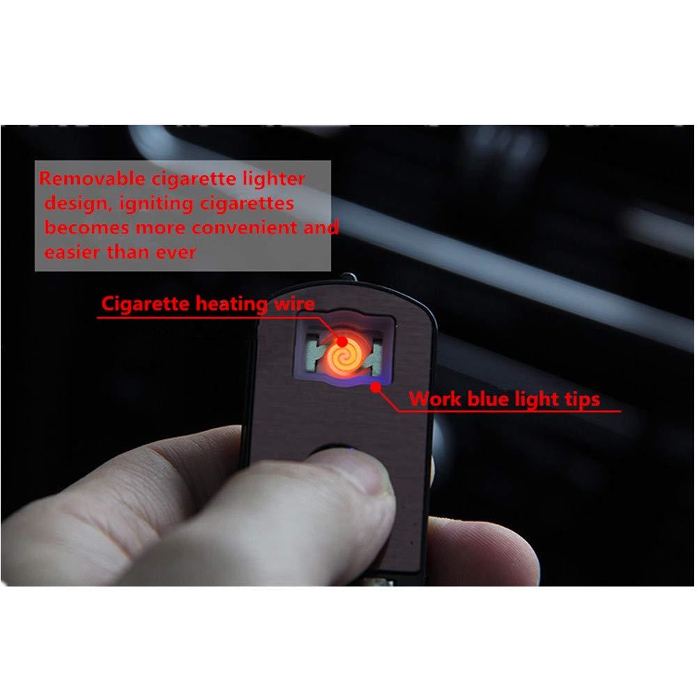 Auto Aschenbecher Kann Rauchen LED-Licht Creative Mobile Auto Liefert Im Auto