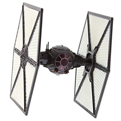Disney Star Wars: The Force Awakens First Order TIE Fighter Die Cast Vehicle: Toys & Games