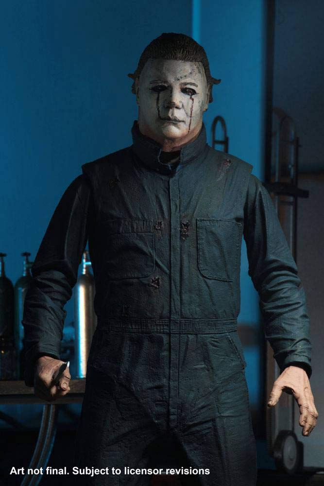 Michael Myers Ultimate 18cm Neca Figurine Halloween 2 0634482606834