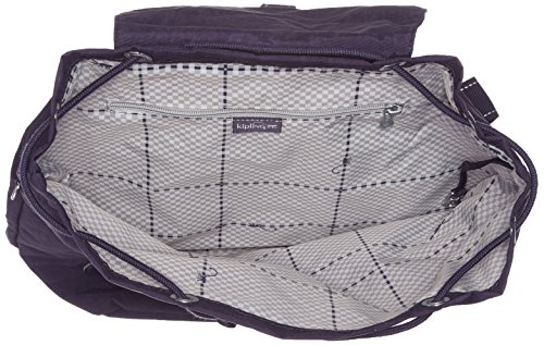 Sacs dos Purple Blue Violet Kipling Fundamental à C qtx5U