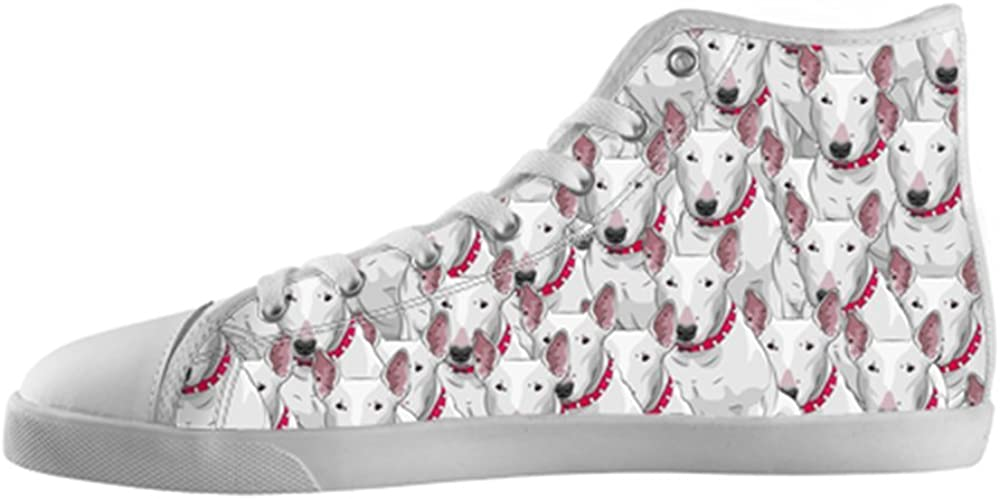 Foxhound Shoes High Top Canvas Sneakers