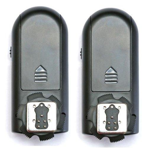 Yongnuo Upgrade RF-603 II N3 2.4GHz Wireless Flash Trigger/Wireless Shutter Release Transceiver Kit for Nikon D90 D600 D7100 D7000 D5100 D5000 D3100 D3000 by Yongnuo