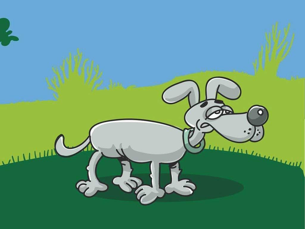 Lais Jigsaw Puzzle Cartoon dog 2000 pieces