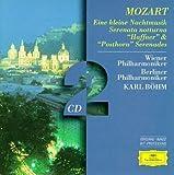 Mozart: Eine kleine Nachtmusik; Serenata notturna; Posthorn Serenade; Haffner Serenade