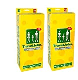 Travel John Disposable Urinal (36 Bags)