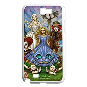 Alice in Wonderland for Samsung Galaxy Note 2 N7100 Phone Case Cover A5113