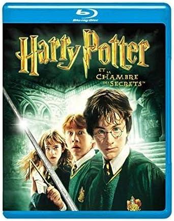 Harry Potter et la chambre des secrets [Blu-ray]: Amazon.fr
