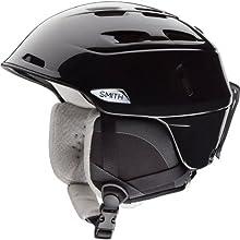 Smith Optics Womens Adult Compass Snow Sports Helmet - Black Pearl Small (51-55CM)
