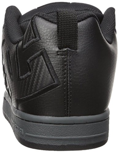 COURT Sneaker Black Shoes GRAFFIK BK3 SHOE Uomo DC qg84E5xwS4