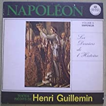 Napoléon - Les Dossiers De L'Histoire Volume III Empereur - Textes Inédits - (Canada) - Vinyl Records - LP