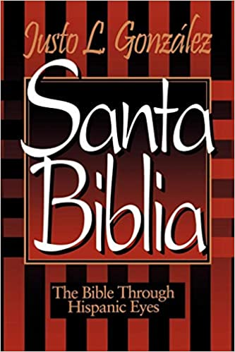 The cover of Santa Biblia