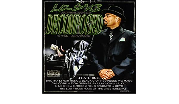Decomposed [Explicit] by Lo-Dub on Amazon Music - Amazon com