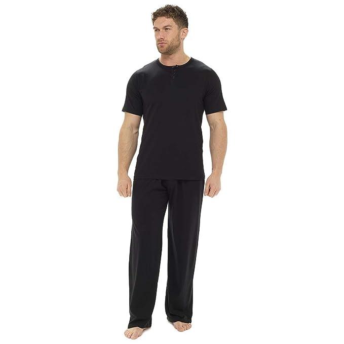 14fcac34093a Strong Souls Mens Jersey Cotton Pyjamas Pjs  Amazon.co.uk  Clothing