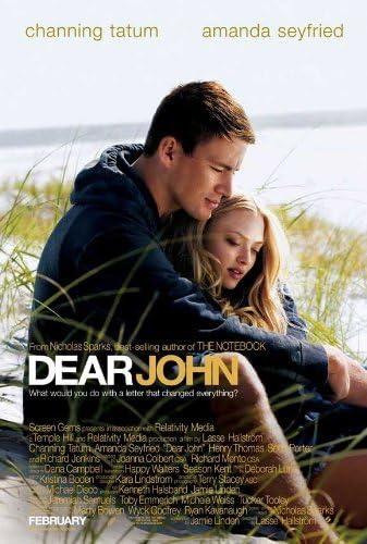Querido John Póster de película 11 x 17 Channing Tatum Amanda ...