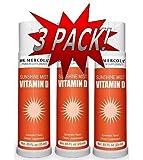 Dr. Mercola: Vitamin D Sunshine Mist, 0.85 oz (3 pack)