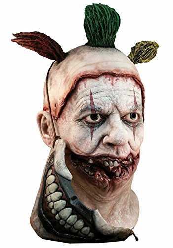 [Trick or Treat Studios Men's American Horror Story-Twisty The Clown Mouth Attachment, Multi, One] (Twisty The Clown Costume Mask)