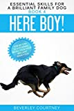 Here Boy!: Step-by-step to a Stunning Recall from your Brilliant Family Dog (Essential Skills for a Brilliant Family Dog)