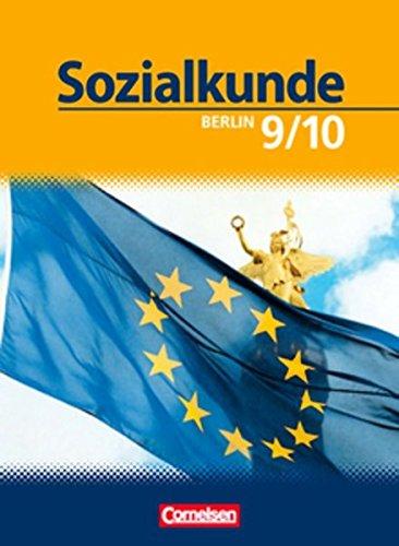 Sozialkunde - Berlin: 9./10. Schuljahr - Schülerbuch