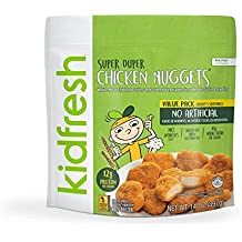 Kidfresh Chicken Nuggets, 14 Ounce (Pack of 6)