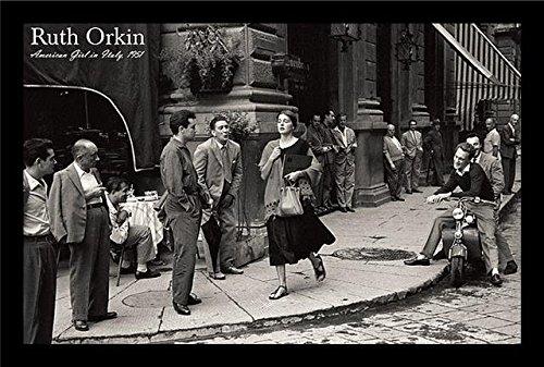 ruth-orkin-framed-art-print-40x28-american-girl-in-italy-1951