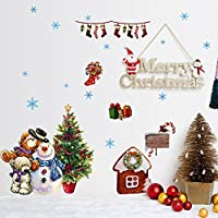 Guang-T Christmas Tree Xmas Gift Removable Wall Sticker Art Home Decor Decal
