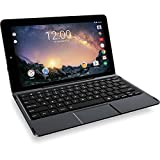2016 High Performance RCA Galileo Pro 11.5' 32GB Touchscreen Tablet Computer with Keyboard Case Quad-Core 1.3Ghz Processor 1G Memory 32GB HDD Webcam Wifi Bluetooth Android 6.0-Black