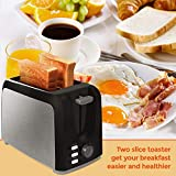 Toaster 2 Slice Best Rated Prime Toasters Evenly