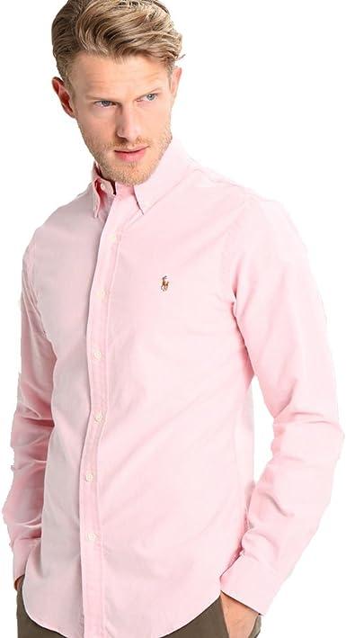 Ralph Lauren Camisa Classic Oxford Para Hombre