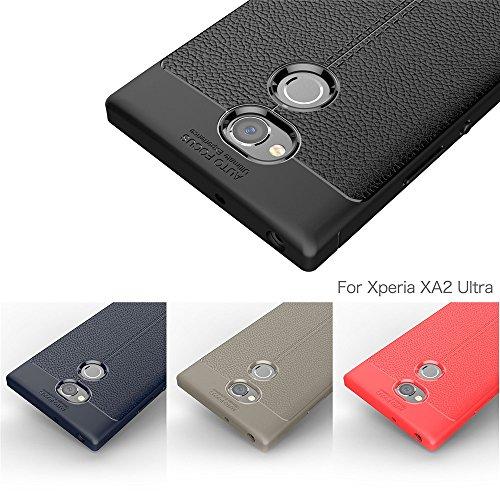Huawei Ascend P8 Funda Case LifeePro Stylish 2 in 1 Patrón de teléfono híbrido [Anti-rasguños] [Antideslizante] Resistente a los golpes PU Cuero Dorado Contraportada + Caja de parachoques de aluminio  Gris