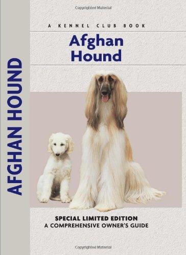 Afghan Hound (Comprehensive Owner's Guide)