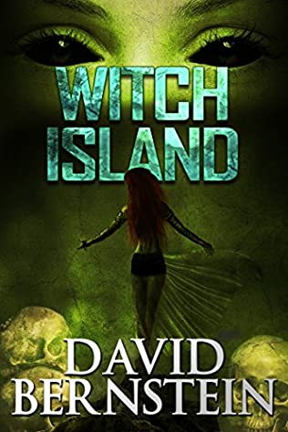 book cover of Witch Island