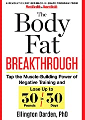 Anyone who desperately wants to lose 10 to 50 or more pounds but just can't find the time to exercise three or four times a week will love The Body Fat Breakthrough. It requires just one or two 20-minute resistance-training workouts using neg...