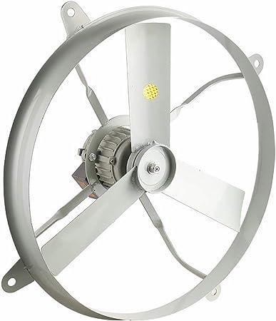 Ventilador De Escape Industrial Tipo Ventana Extractor Axial ...
