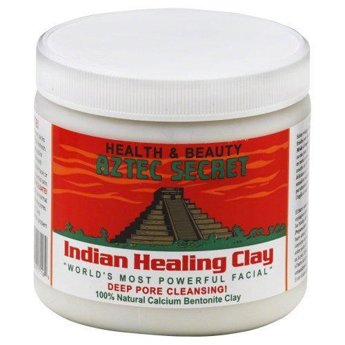 Aztec Secret Indian Healing Clay Deep Pore Cleansing, 4 lbs (valuepack)