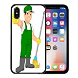Emvency Phone Case for Apple iPhone Xs Case/iPhone X Case,Adult...