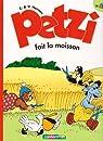 Petzi Fait la Moisson, tome 18 par Hansen