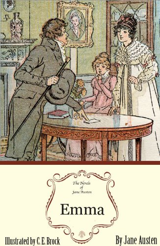 Emma The Jane Austen Illustrated Edition By