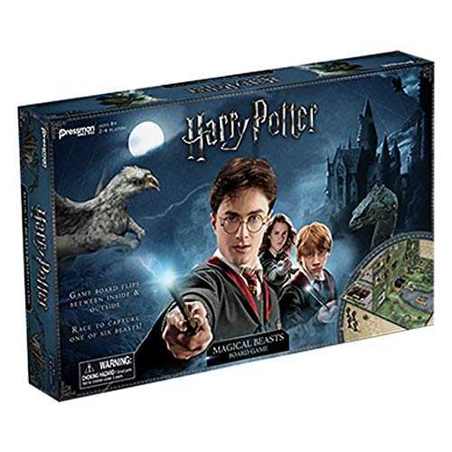 Pressman PRS4330-06, Harry Potter Magical Beasts Game...