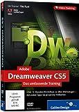 Adobe Dreamweaver CS5: Das umfassende Training