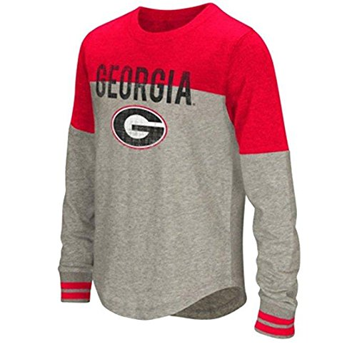 Colosseum University Of Georgia Youth Girls Baton Long Sleeve ()