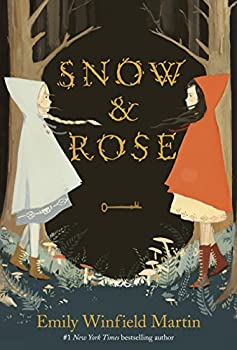 Snow & Rose by Emily Winfield Martin fantasy book reviews