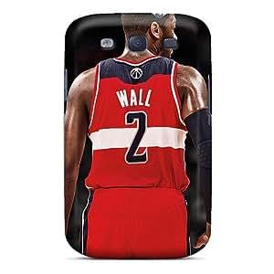 Mwaerke Scratch-free Phone Case For Galaxy S3- Retail Packaging - John Wall