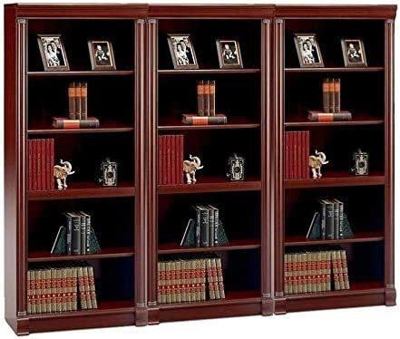 Bush Birmingham 5 Shelf Wall Bookcase