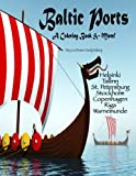 img - for Baltic Ports; A Coloring Book & More! book / textbook / text book