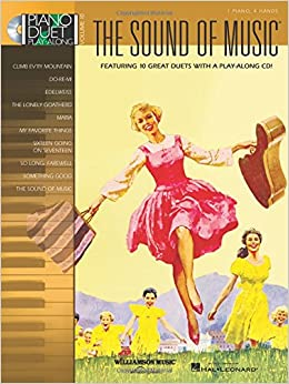 //REPACK\\ The Sound Of Music Vol.10 Piano Duet Play-Along BK/CD. touch Compara Mario Quartier natural Mission SEASON