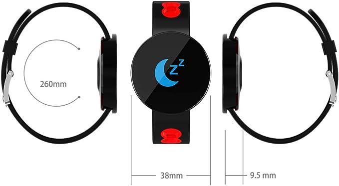 Four Reloj Elegante, Pulsera del Podómetro Compatible con El ...